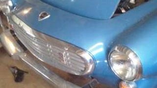 Cheap '67 P1800 and Corvair in need of rescue