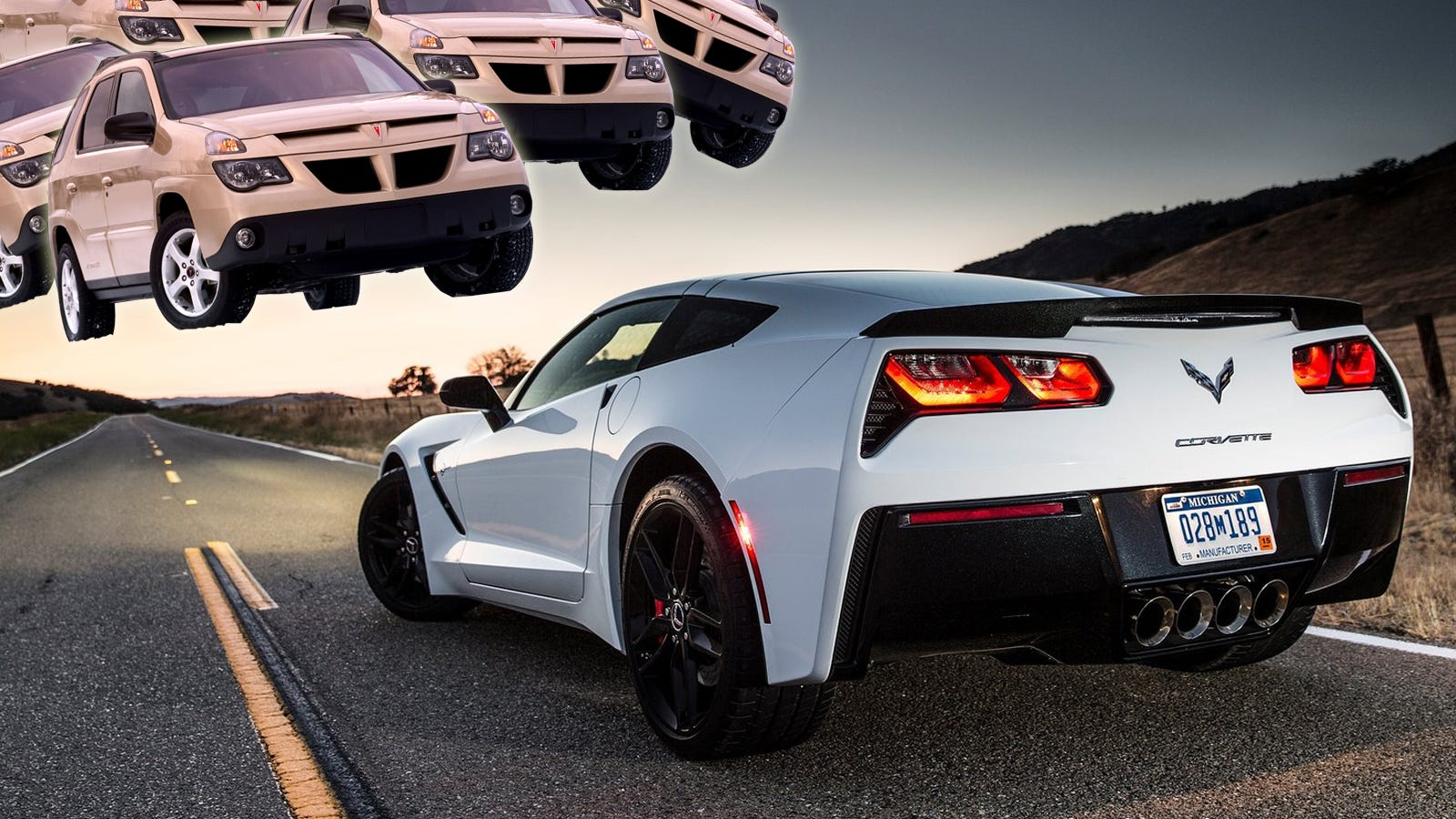 The Guy In Charge Of The C7 Corvette S Design Made The