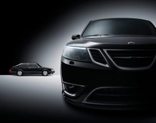 """Illustration for article titled Saab """"Turbo X"""" To Be Revealed in Frankfurt"""