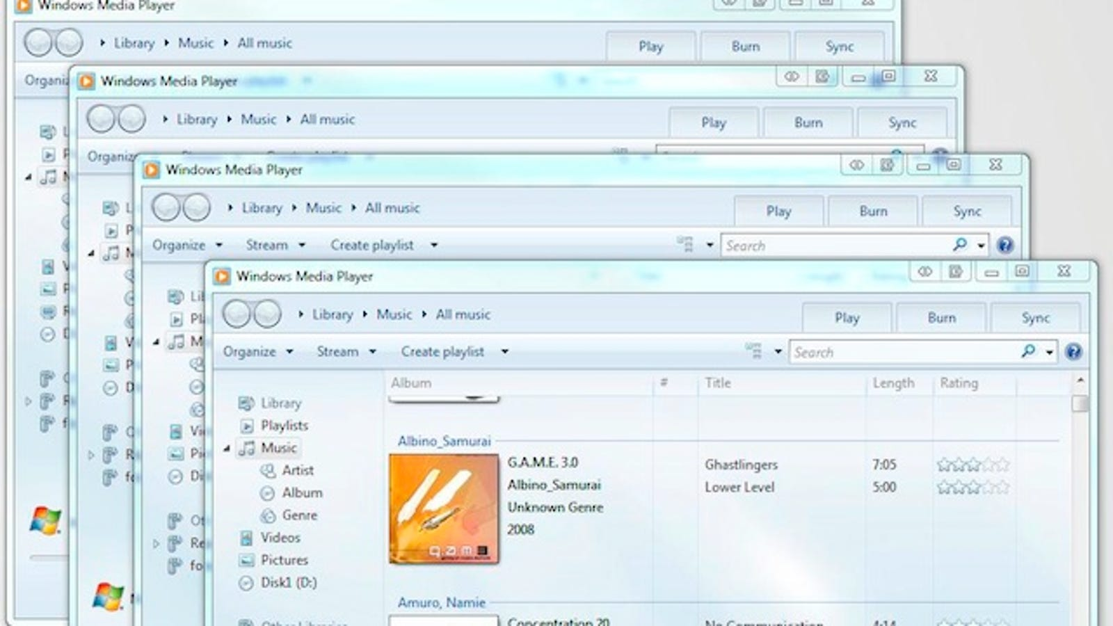 Multiple Windows Media Player Gives You As Many Player Windows As