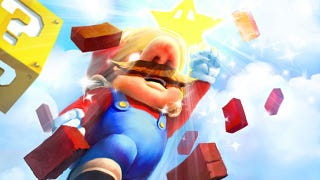 Illustration for article titled Seeing Mario From A New Perspective