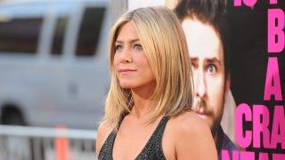 Illustration for article titled Jennifer Aniston Says The Break-Up Helped Her Get Over Brad Split