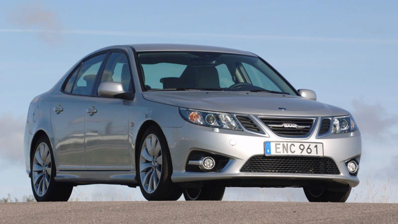 The Very Last Saab Is Going Up For Auction