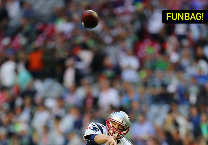 Illustration for article titled The NFL Should Legalize Ball-Tampering