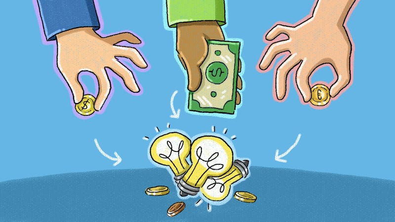 Illustration for article titled Should I Contribute to Crowdfunding Campaigns (Like Kickstarter?)