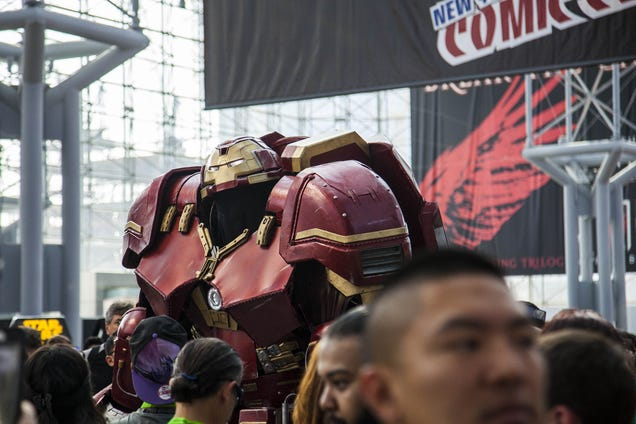 What to Expect From New York Comic Con s First Online Convention