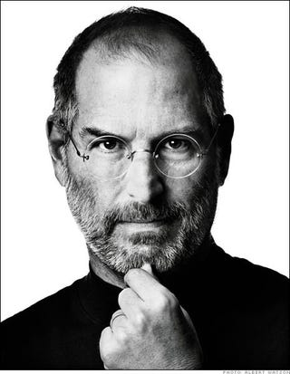 Illustration for article titled Steve Jobs on the Stupidity of Living in the Past and Uncertainty of the Future