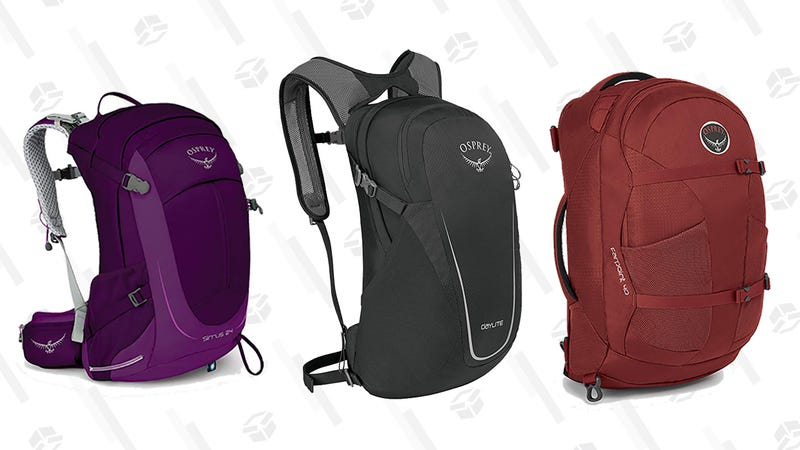 25% Off Osprey | Amazon