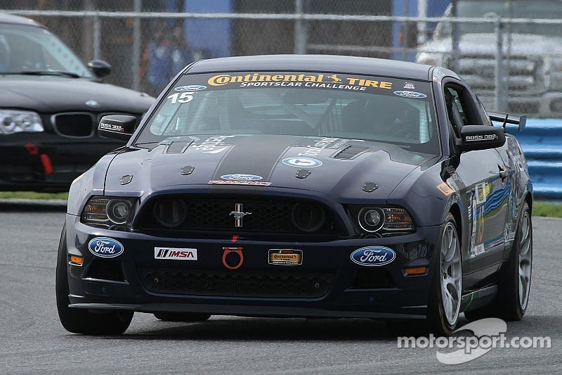 Illustration for article titled Continental Tire Sports Car Challenge Open Thread