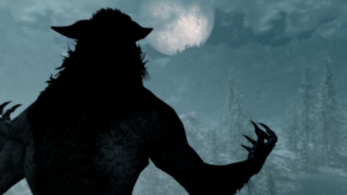 My Tragic Marriage With A Skyrim Werewolf