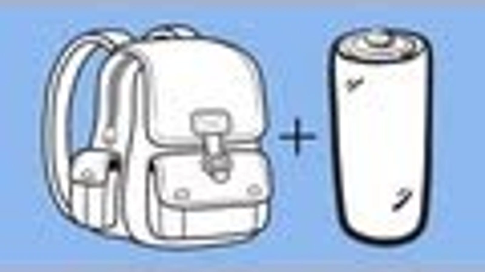 How To Make A Battery Powered Gadget Charging Go Bag