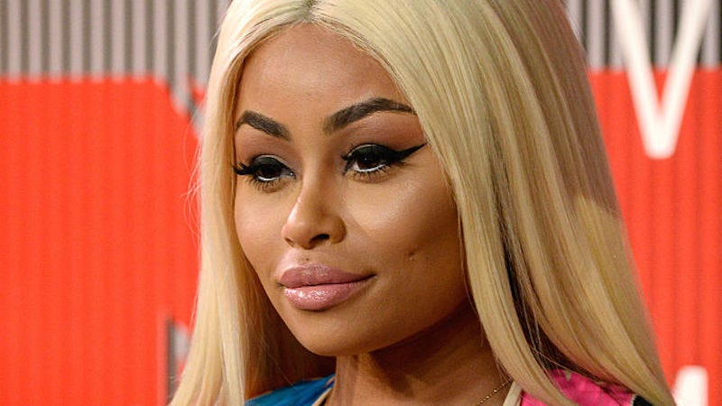 Illustration for article titled Blac Chyna's Pregnancy Announcement Was Leaked Without Her Permission
