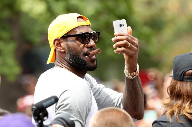 Why LeBron James Didn't Sign Another One-Year Deal