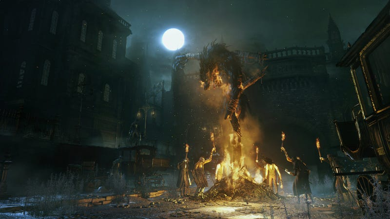 Illustration for article titled Dark Souls Director Wants to Make a Warm, Fuzzy Game