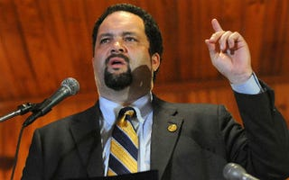NAACP President Ben Jealous (Gerardo Mora/Getty Images)