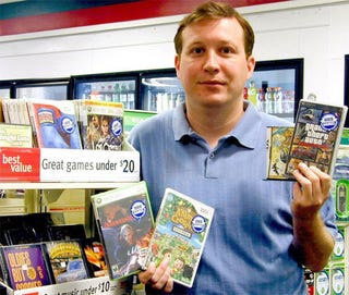 Illustration for article titled 7-Eleven Enters The Used Video Game Business