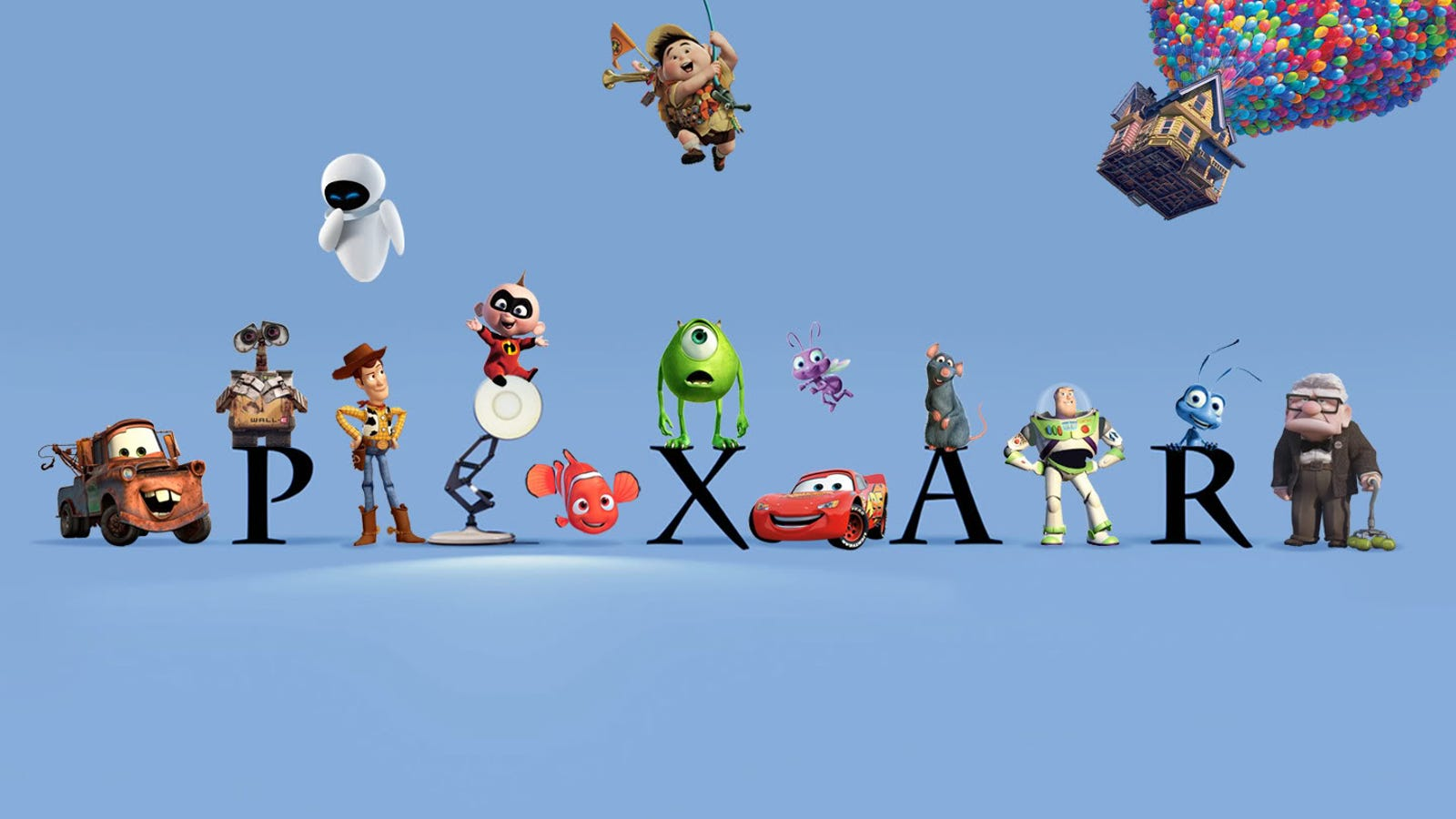 How all Pixar films fit into a single universe