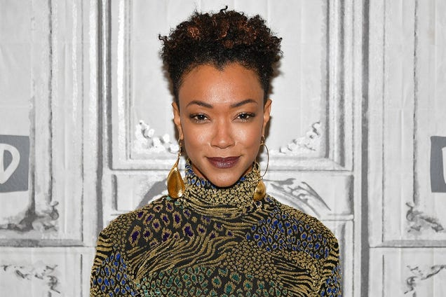 Sonequa Martin-Green in talks to join the cast of Space Jam 2