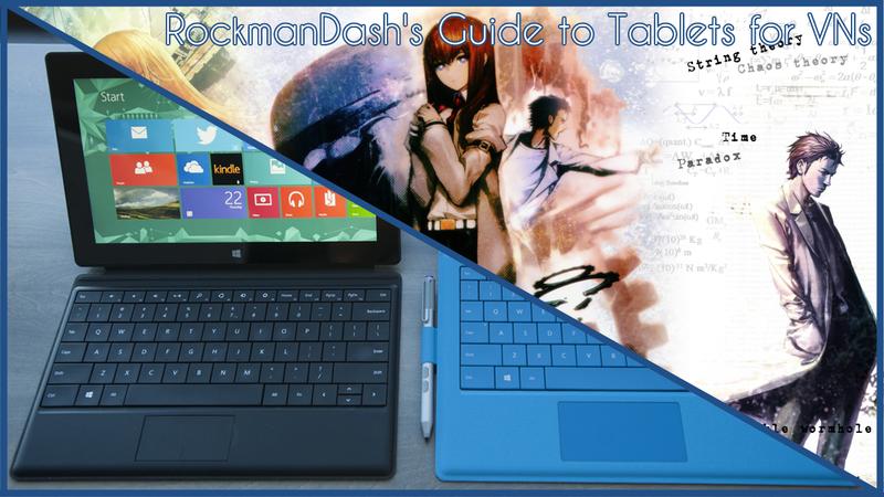 Illustration for article titled Rockmandash's Guide to Tablets for VNs