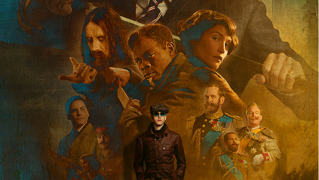This Trailer for The King s Man Takes Super Spy Action to the Early 20th Century