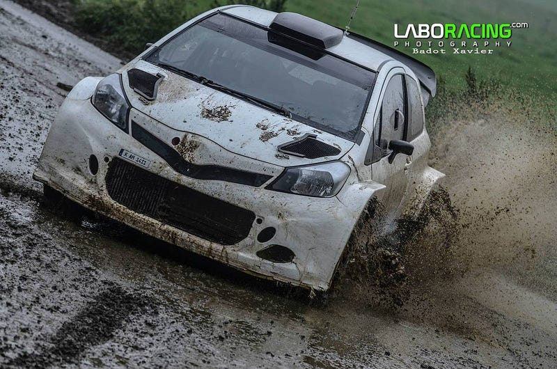 Illustration for article titled Toyota is seriously getting ready for WRC
