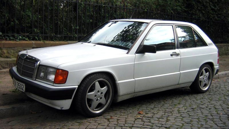 Illustration for article titled The Guy Who Designed All Those Insane German Supercars Also Built A Mercedes-Benz Golf