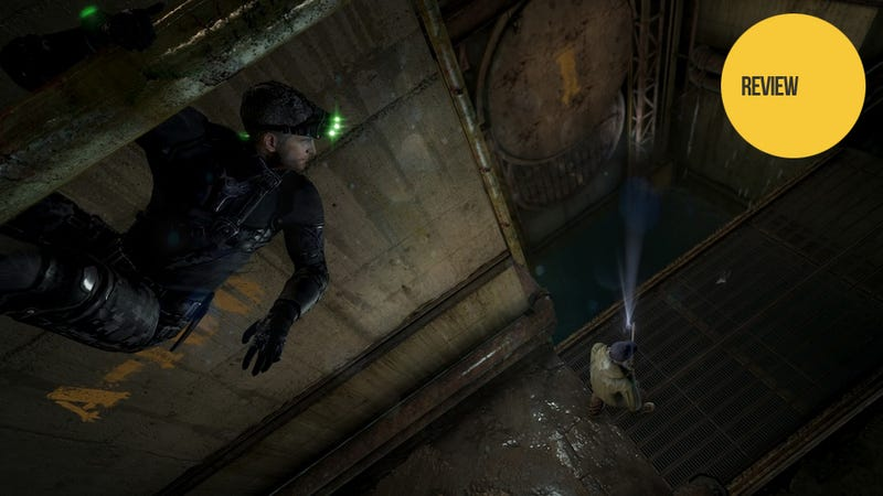 Illustration for article titled Splinter Cell: Blacklist: The Kotaku Review