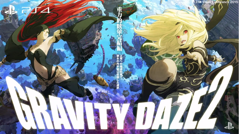 Illustration for article titled Gravity Rush 2 Is Coming to PS4 in 2016