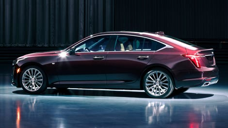 At 37 890 The 2020 Cadillac Ct5 Hopes To Compete With The