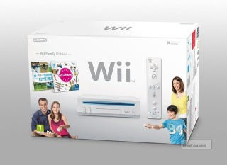 Illustration for article titled The Wii Gets a Redesign. Wii Kisses GameCube Goodbye.