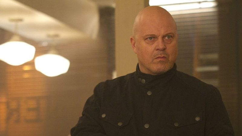 Illustration for article titled Michael Chiklis to star in American Horror Story: Freak Show