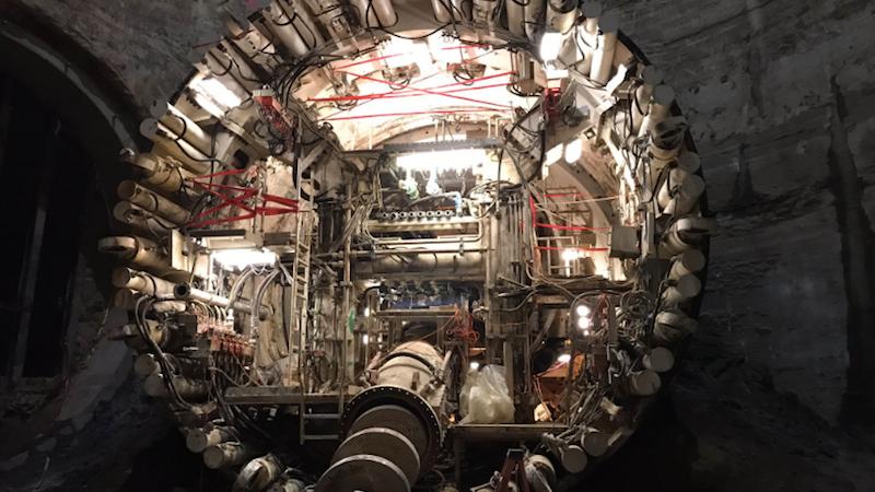 Este fin de semana The Boring Company ha terminando la excavación en su túnel.