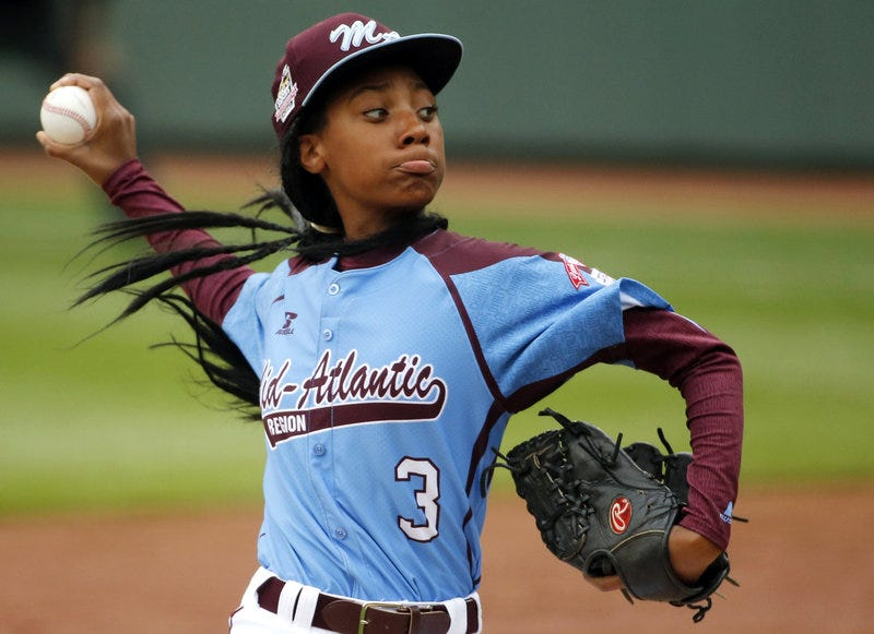 Illustration for article titled Mo'Ne Davis Shows Us the Meaning of Grace