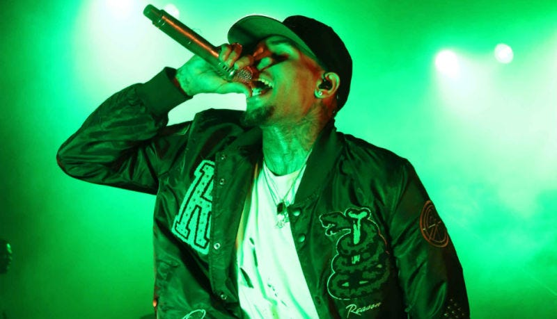 Illustration for article titled Chris Brown Says Battery Allegations Are 'Unequivocally Untrue'