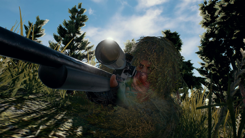PlayerUnknown's Battlegrounds Blows Past Dota 2 As Most Played Game On Steam