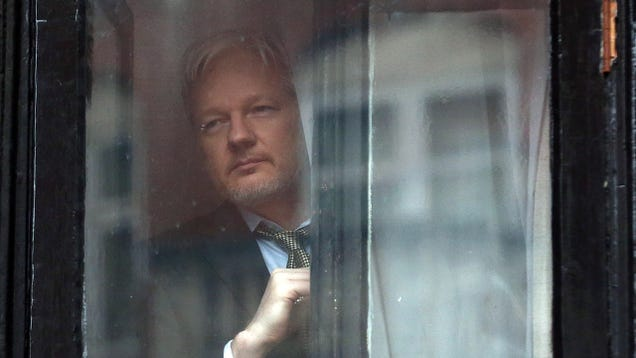 Julian Assange Accused of Leaking President of Ecuador s Private Family Photos
