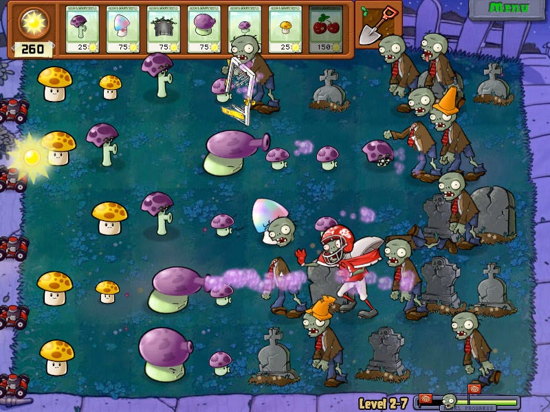 Illustration for article titled Plants Vs. Zombies Goes 'Game Of The Year' With New Stuff