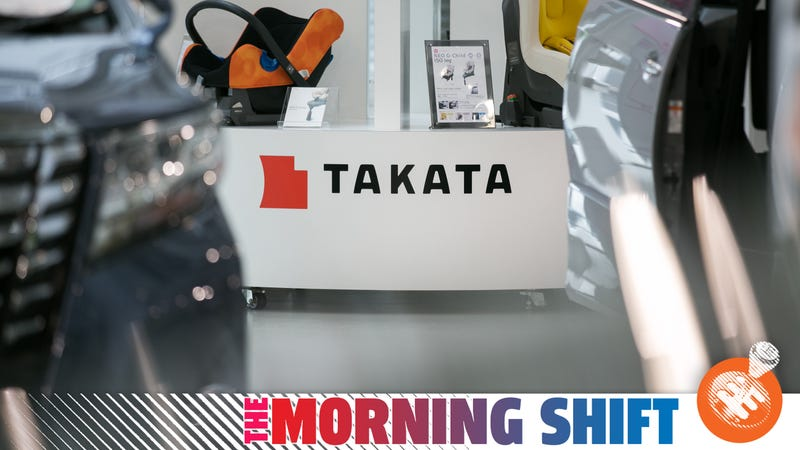 Illustration for article titled Another 1.4 Million Takata Airbags Recalled After BMW Driver's Death