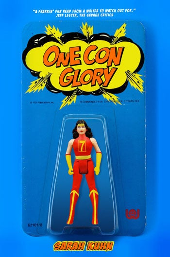 "Illustration for article titled Geeks find love – and action figures – in ""One Con Glory"""