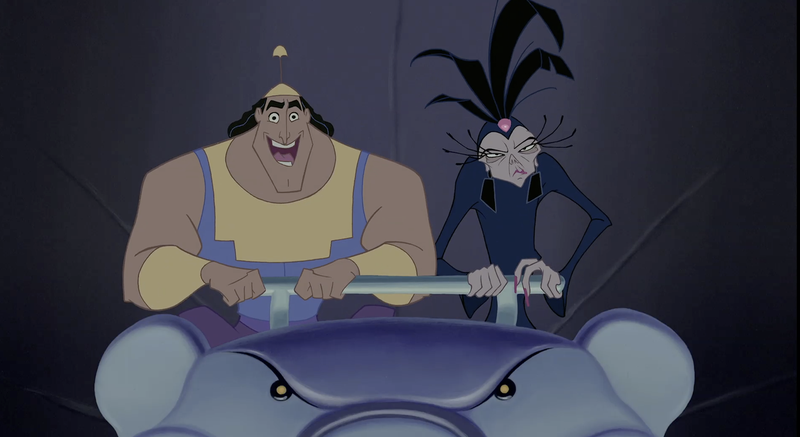 Are kronk and yzma dating services