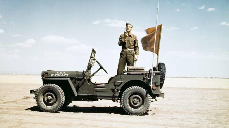 The Legendary World War II Jeep Had A Dangerous Engineering Flaw