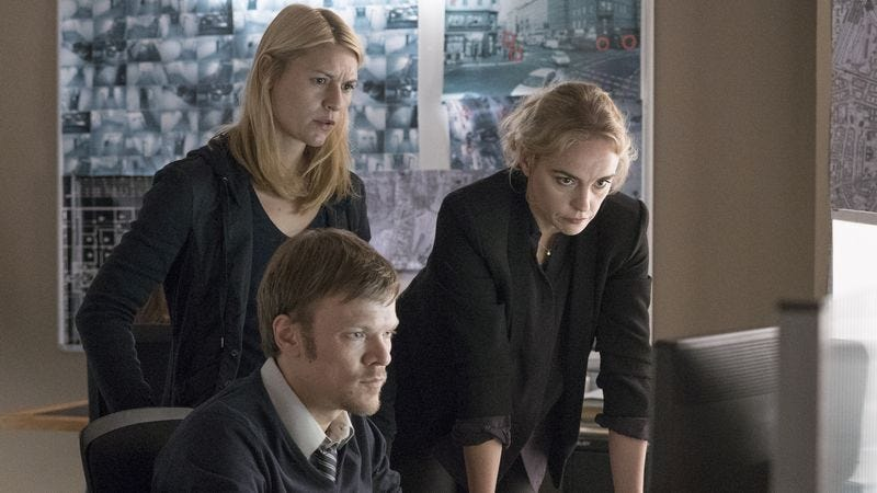 Illustration for article titled Homeland pulls the handbrake just when it was starting to rev up