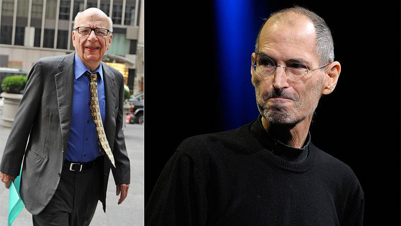 Steve Jobs Called Fox News a 'Destructive Force in Our Society'