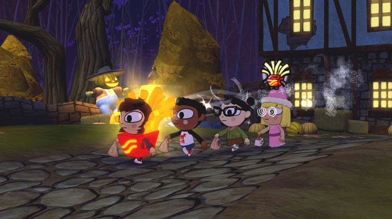 Illustration for article titled Review: Costume Quest