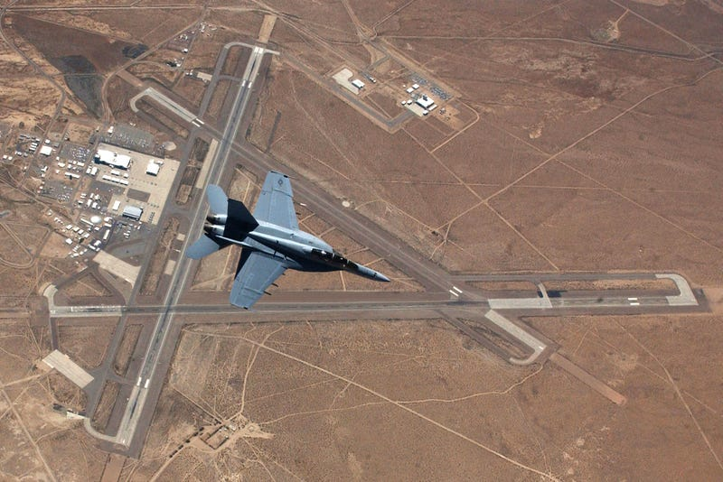 Confessions Of A US Navy Blue Angel