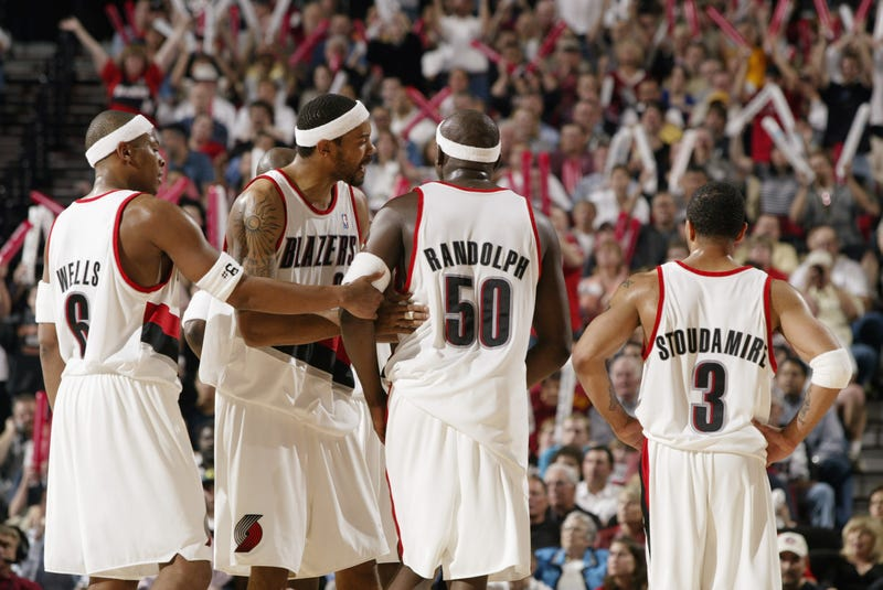 Portland Wronged The Jail Blazers More Than The Jail Blazers Wronged Portland