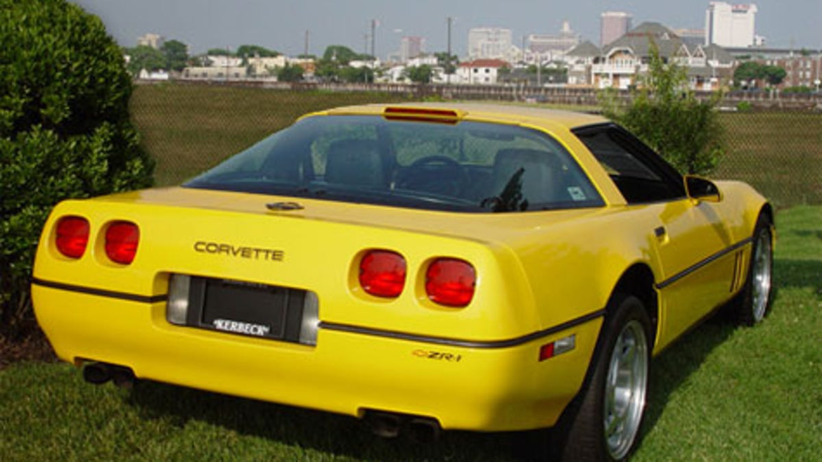 Jalopnik Fantasy Garage: Chevrolet Corvette ZR-1