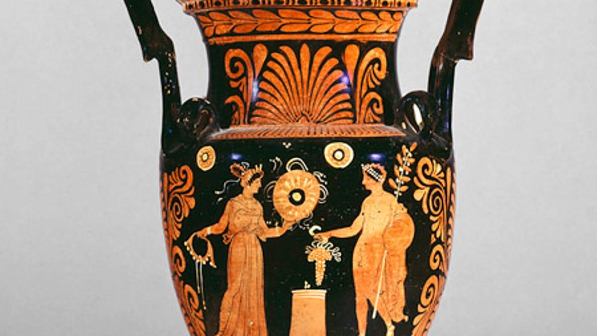 Historians Admit To Inventing Ancient Greeks