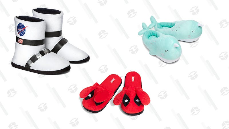 Slippers | 30% Off | ThinkGeek