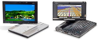 Illustration for article titled Fujitsu Introduces Lifebook P1630 and U820 Tablets For Small People, Very Small People